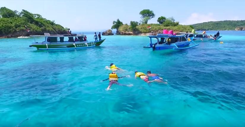 Gambar Cara Ke Pink Beach Lombok Jalur Laut