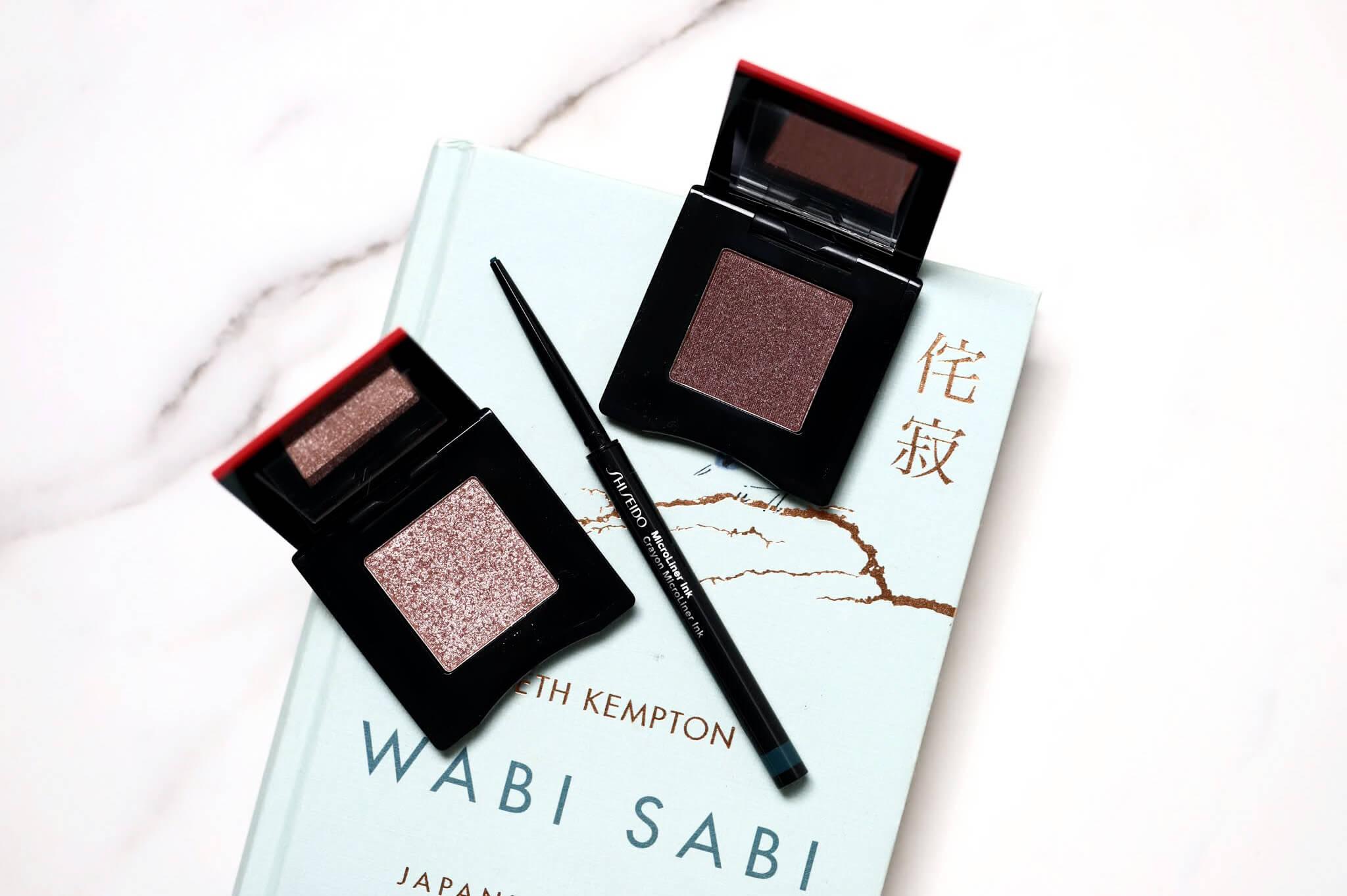 Shiseido Pop PowderGel Fard à Paupières Micro Liner Ink