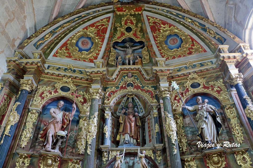 Iglesia de San Vicente, Vega de Bur