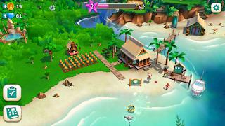Download FarmVille Tropic Escape Mod Apk hack