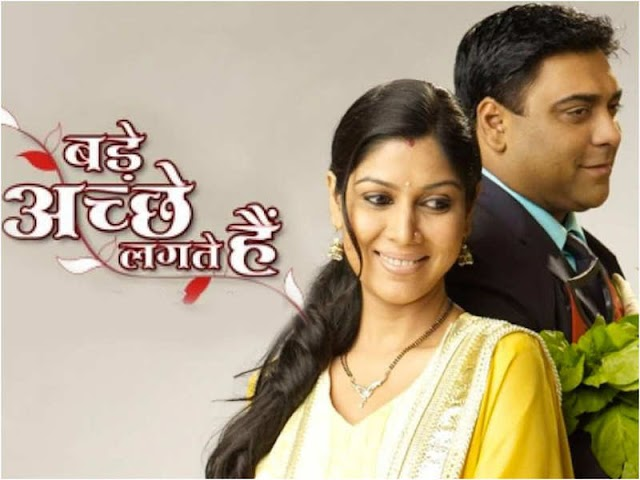 Sony TV Bade Achhe Lagte Hain Season 2 TV Show star cast, story, timing, TRP rating this week, actress, actors name with photos
