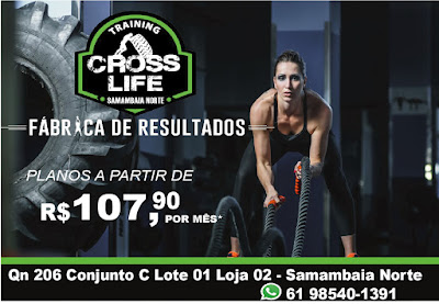 CROSS LIFE SAMAMBAIA