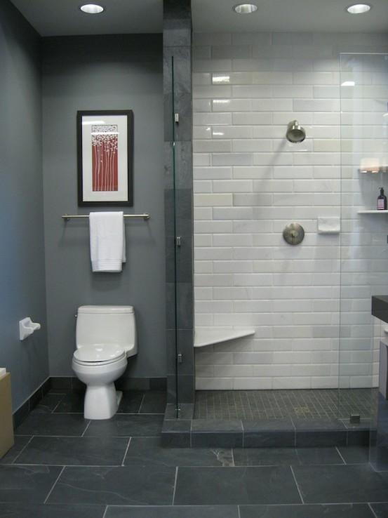 Superb Gray Bathrooms Grey Bathrooms Are They A Good Idea Stockholm Inspirational Interior Design Netriciaus