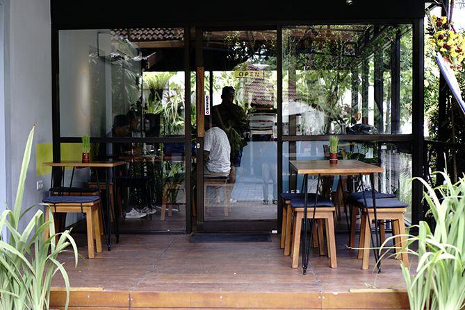 Pretty Odd Coffee Bar Jogja
