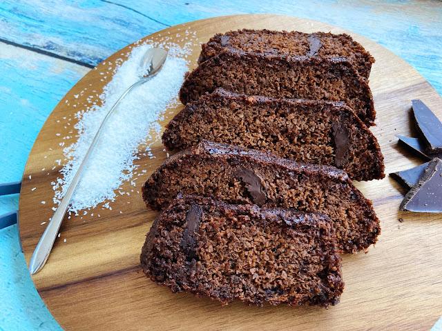 Ciasto marchewkowe bez mąki i cukru
