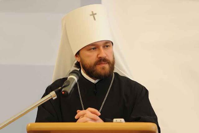 Hilarion zu mazedonischer Kirchenfrage: Belgrad nicht übergehen
