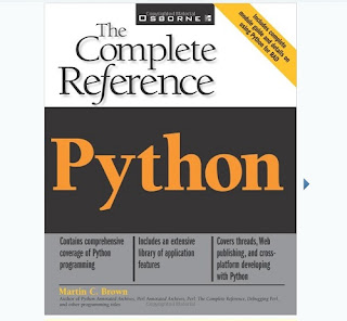 Python: The Complete Reference Book
