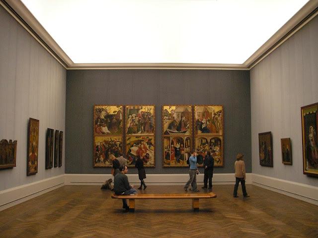Gemäldegalerie em Berlim