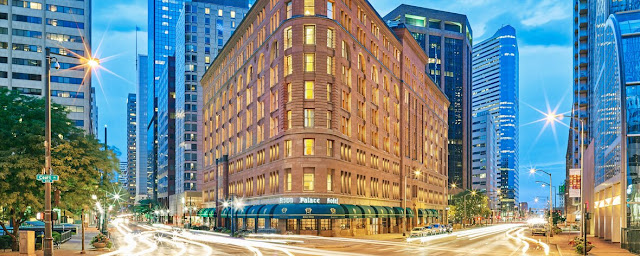 The Brown Palace Hotel and Spa, Autograph Collection, synonymous with extraordinary service since 1892, invites you to experience a new level of luxury Downtown Denver hotels.