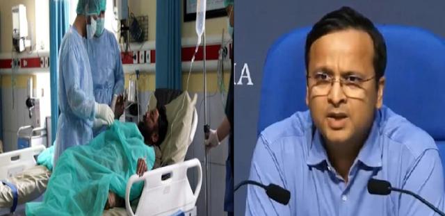 दिल्ली में 10 हजार से ज़्यादा कोरोना मरीज़ हुए स्वस्थ
