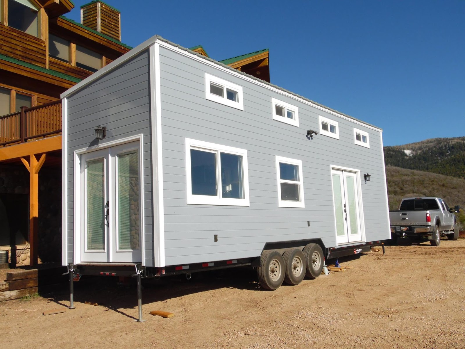 Tiny House Town The Park City By Upper Valley Tiny Homes
