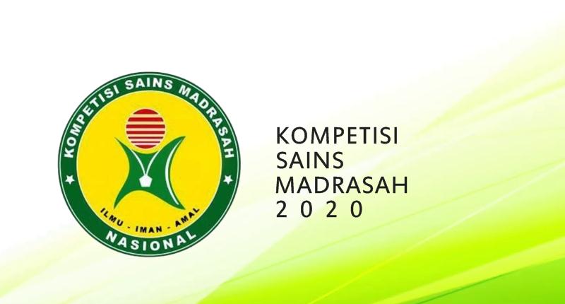 Inilah Daftar Juara Kompetisi Sains Madrasah Online 2020, Jateng Juara Umum