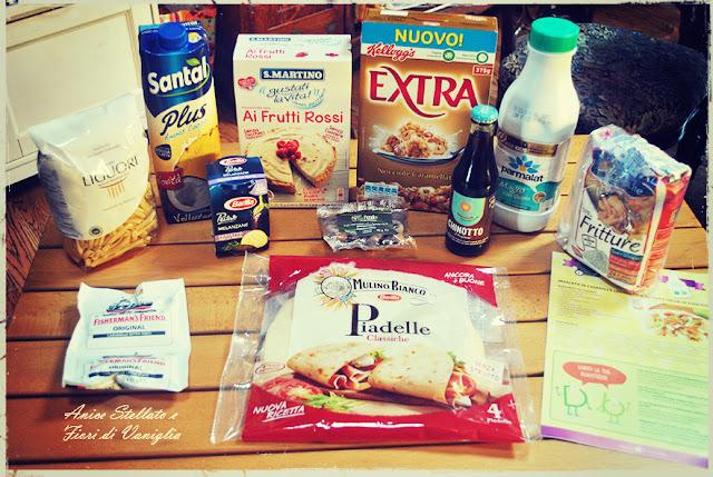 Degustabox Marzo prodotti