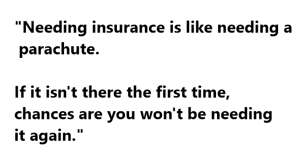 funniest insurance jokes