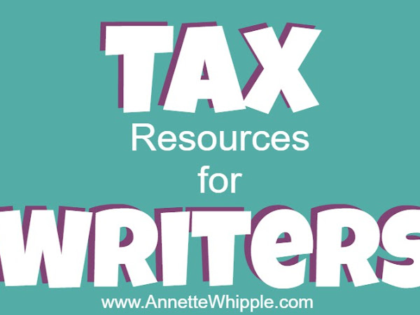 Tax Resources for Writers