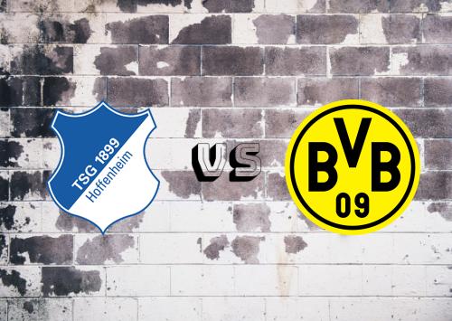 Hoffenheim vs Borussia Dortmund  Resumen y Partido Completo