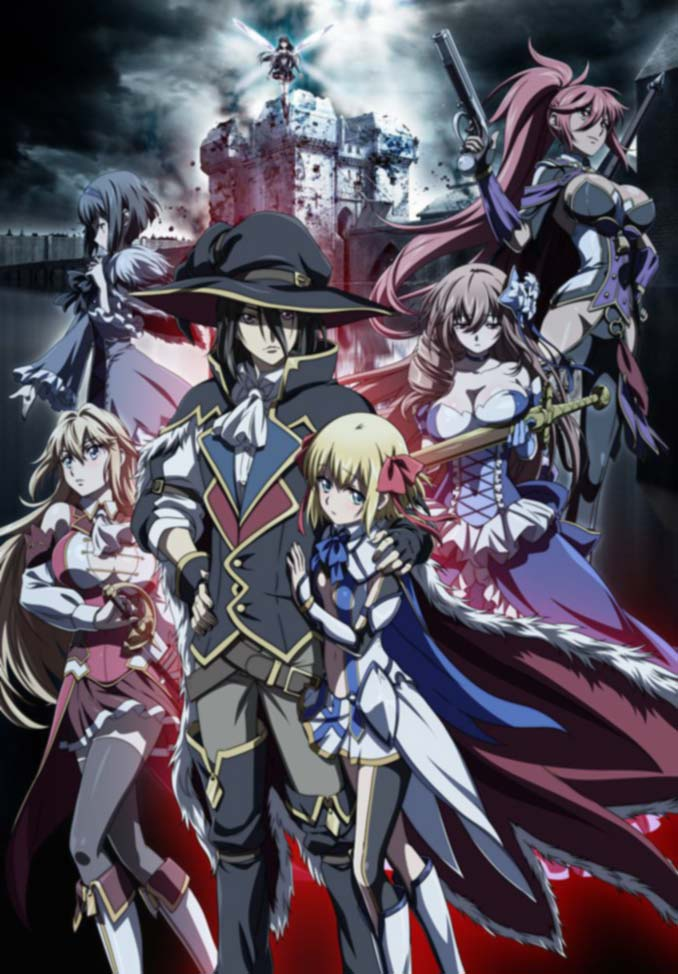 Ulysses: Jeanne d'Arc to Renkin no Kishi anime