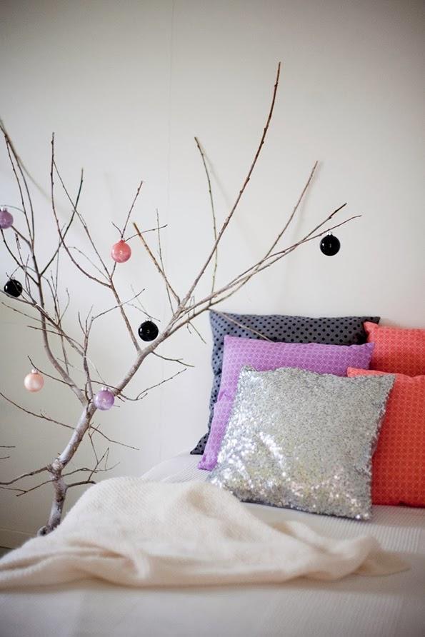 Ramas Decorativas Navidad