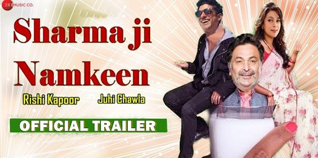 """""""Sharmaji Namkeen"""" Full Movie Watch Online Free, ऑनलाइन कहां देखें """"Sharmaji Namkeen"""" पूरी मूवी, रिलीज की तारीख, कास्ट"""