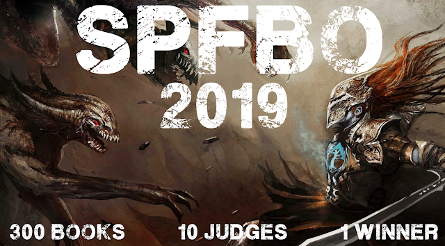 SPFBO 2019: 300 Books, 10 Judges, 1 Winner