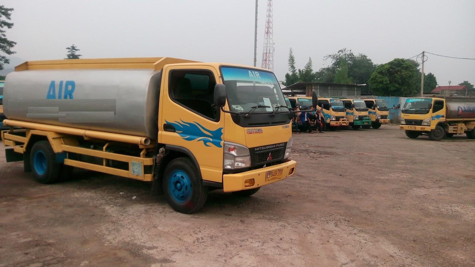 96 Gambar Mobil Truk Tangki Air HD Terbaru