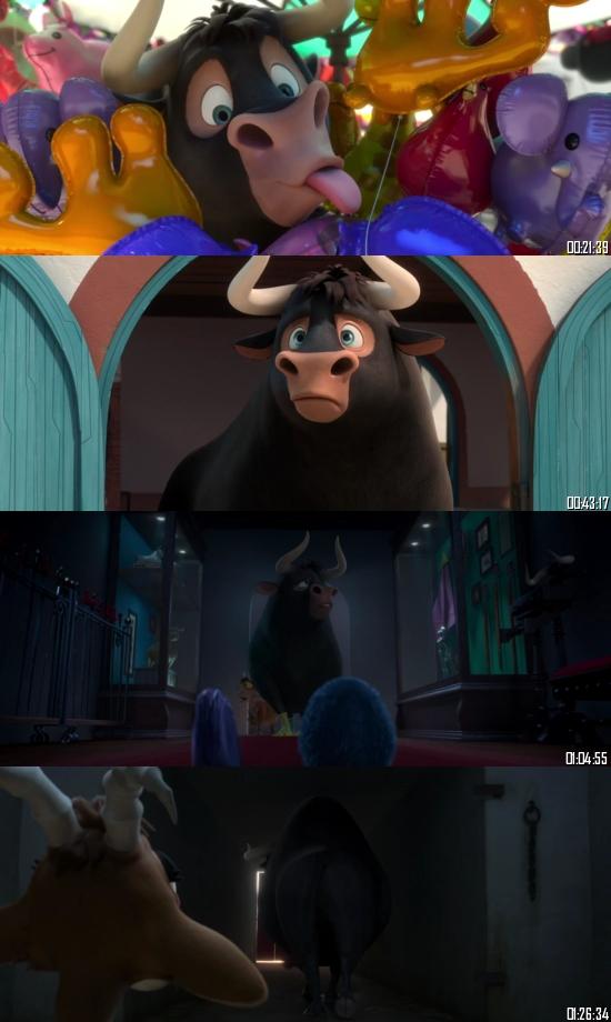 Ferdinand 2017 BRRip 720p 480p Dual Audio Hindi English Full Movie Download