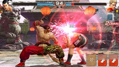 Download TEKKEN v0.1 Mod Apk Data Android