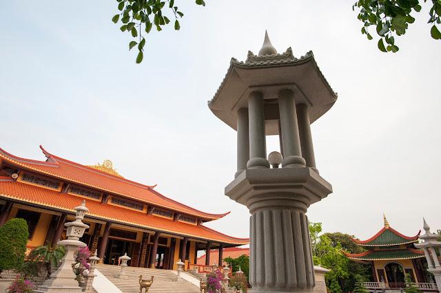 Tham quan Thiền Viện Trúc Lâm Chánh Giác