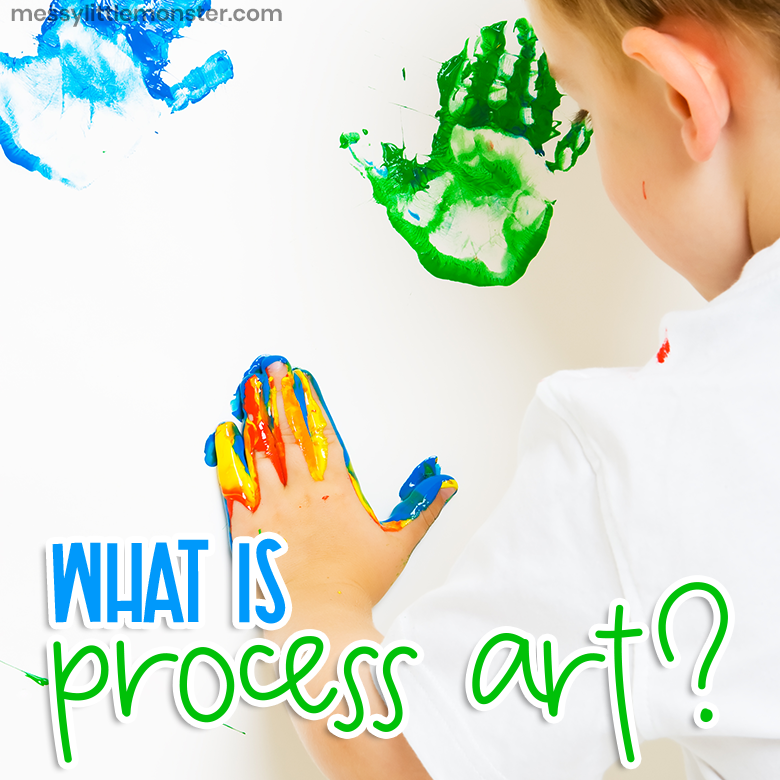 What is process art?