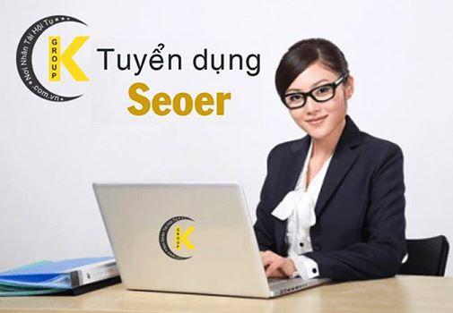 Tuyển Cộng Tác Viên Seo Website