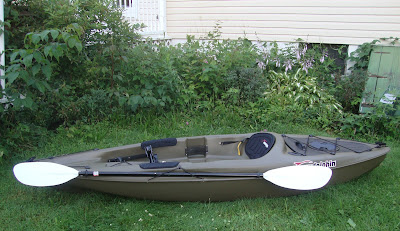 Streamside tales sun dolphin journey 10 ss kayak review for Fishing kayak under 300