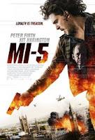 MI-5 (2015) Poster