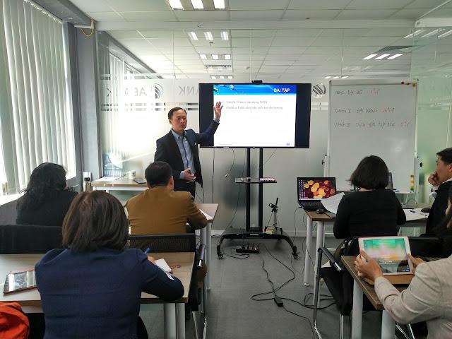 Diễn giả Nguyễn Quốc Chiến đào tạo Thương hiệu cá nhân trên mạng xã hội