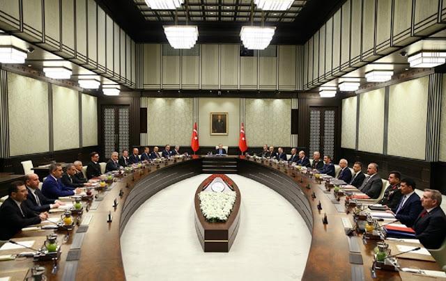Το τέλος της τουρκικής carte blanche