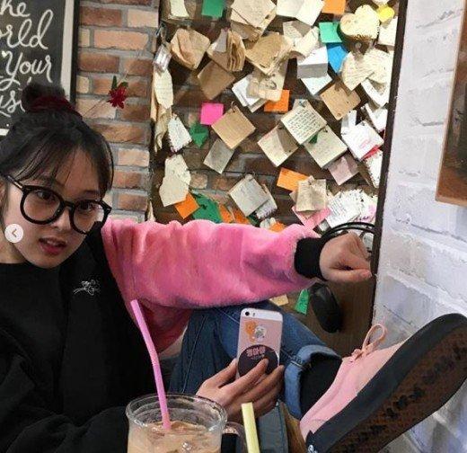 Aktris Kim Bora dizi karakterinden farklı bir imaj sergiledi