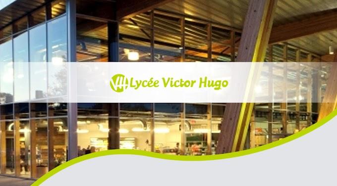 site officiel du lycée Victor Hugo de Lunel