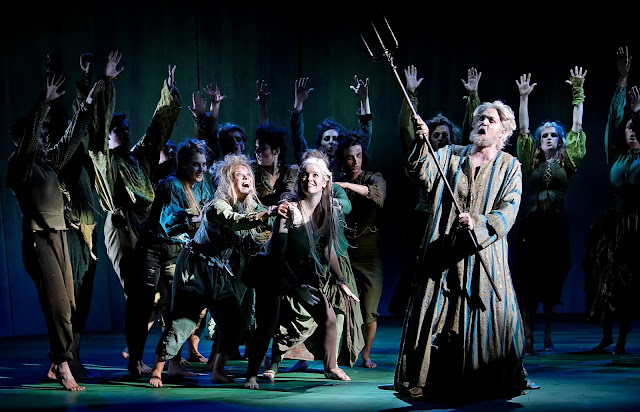 The Enchanted Island - Iúnó Connolly, Alex Bevan - British Youth Opera (Photo Robert Workman)