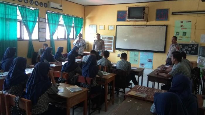 Satlantas Polres Wajo Luncurkan Program 'Polantas Mengajar'