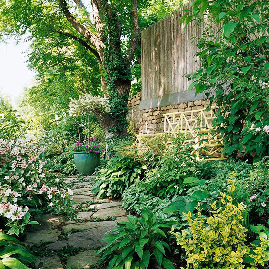 Side And Backyard Idea: New Home Interior Design: Smart Side-Yard Solutions
