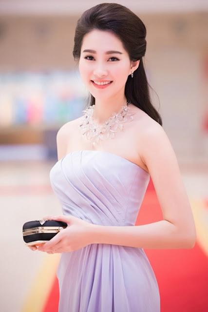 Đặng Thu Thảo – Hoa hậu chưa bao giờ trang điểm xấu