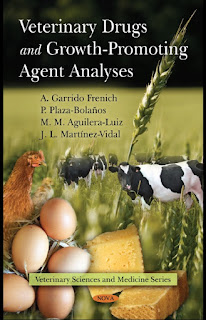 Veterinary Drugs and Growth-Promoting Agent Analysis 1st Edition