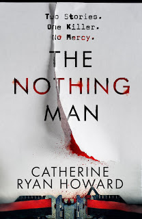 The Nothing Man by Catherine Ryan Howard book cover