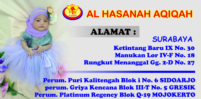 Al Hasanah Aqiqah Surabaya