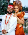 Stunning Photos From Williams Uchemba & Brunella Oscar's Traditional Wedding