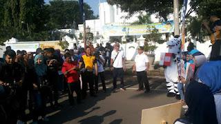 Gebyar Keselamatan Lalulintas Dan Angkutan Jalan Tingkat Kota Cirebon