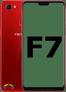 صور هاتف اوب اف 7 (Oppo F7)