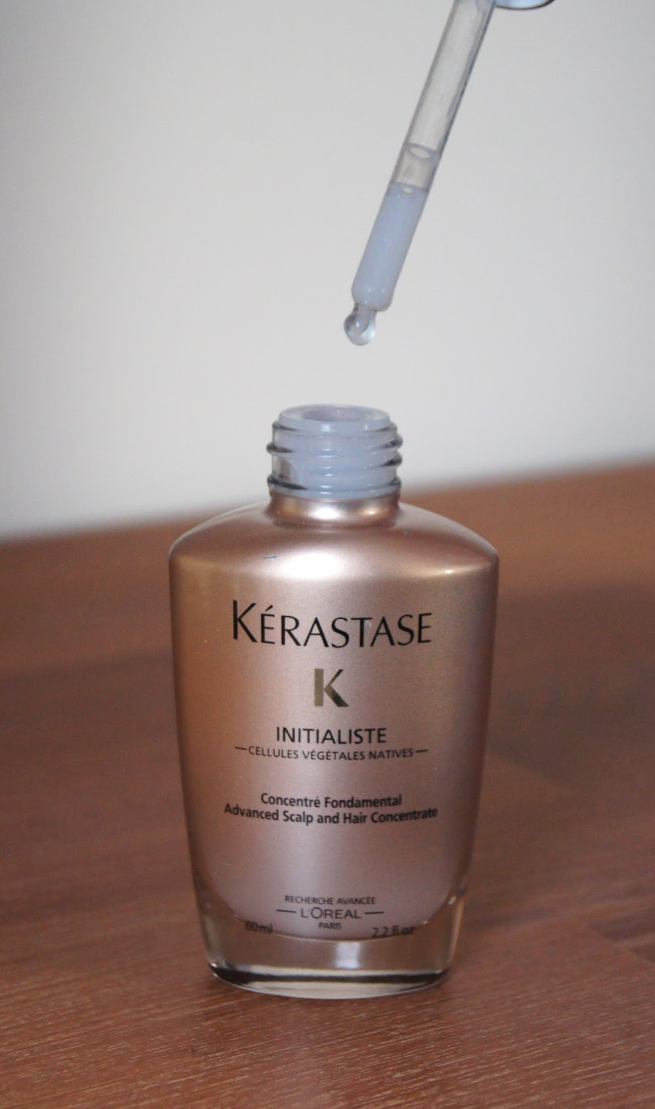 kerastase initialiste scalp and hair concentrate serum review