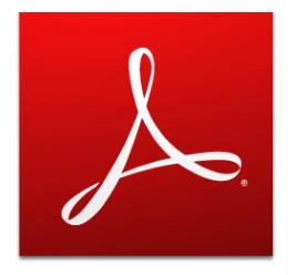 โปรแกรม Adobe Reader