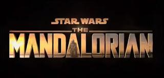 The Manadalorian Logo