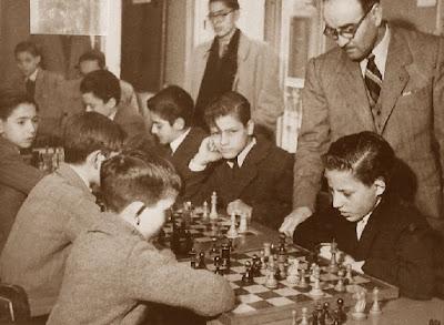 Campeonato Infantil de Ajedrez de Barcelona 1949